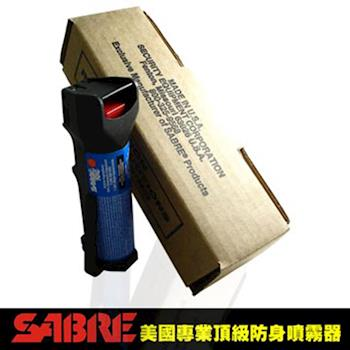 【凱騰】SABRE沙豹防身噴劑-警用水柱型
