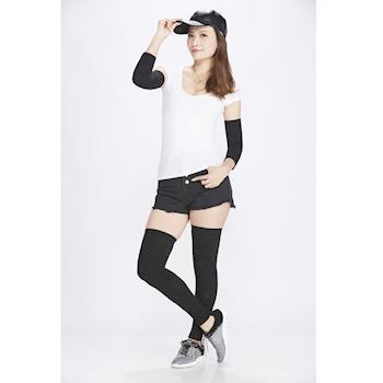 3套組 伊吉Eanorji 機能支撐舒適保健護套(手臂套*3雙+護腿套*3雙)
