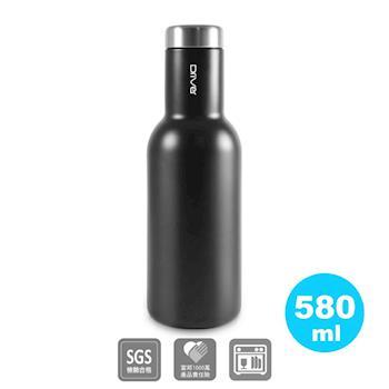 Driver 時尚保冷保溫杯保溫瓶 兩用瓶580ml