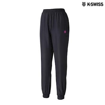 K-Swiss Track Pants 2運動長褲-女-黑