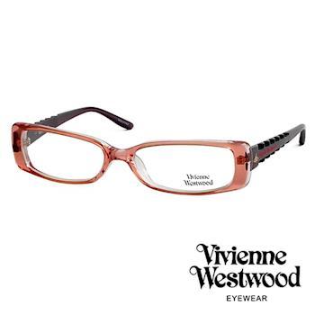 Vivienne Westwood 光學鏡框★英倫龐克風★(粉紫) VW175E03