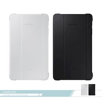 Samsung三星 原廠Galaxy Tab Pro 8.4吋專用 商務式皮套 /翻蓋書本式保護套 /摺疊側翻平板套