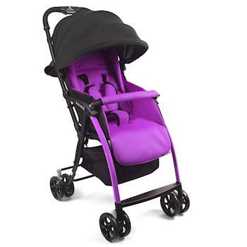 義大利AZZURRA 超輕量推車-亮紫