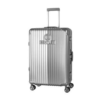 Bentley 賓利 PC+ABS 鋁框 拉桿 輕量 硬殼 防撞 大空間 抗壓 防水 行李箱 旅行箱 29吋 BL-L1207