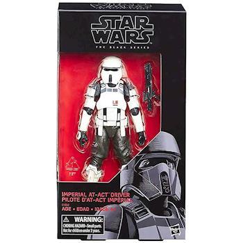 【STAR WARS 星際大戰 】星際大戰黑標 - 6吋人物組 - 帝國駕駛兵