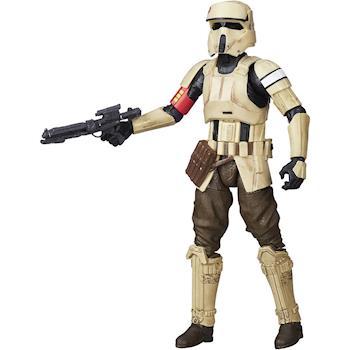 【STAR WARS 星際大戰 】星際大戰黑標 - 6吋人物組 - SCARIF STORMTROOPER