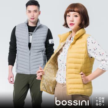獨家限定-bossini-高效熱能輕羽絨背心(男裝/女裝/童裝) XS~XL