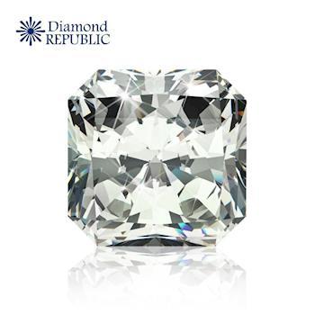 【鑽石共和國】GIA正方型祼鑽 0.42克拉 J / VS2