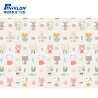 【BabyTiger虎兒寶】PARKLON 韓國帕龍無毒地墊 - 單面切邊 (貓咪)