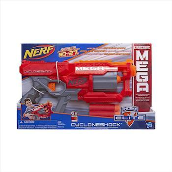 【 美國 Hasbro / NERF 樂活打擊 】巨彈系列 - 旋風輪轉手槍