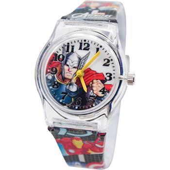 迪士尼Marvel休閒錶 (大/中) - 帥氣的雷神索爾 (NA-17)