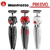 Manfrotto PIXI EVO 進階輕巧迷你腳架