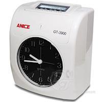 Anice雙色列印高效能六欄位打卡鐘 GT-3900