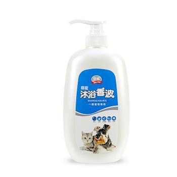 奇威尊寵沐浴香波寵物沐浴乳(藍) 一般用 800ml X1入