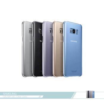Samsung三星 原廠Galaxy S8+專用 薄型透明背蓋(PC材質) 防震保護套 /輕薄防護硬殼