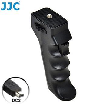 JJC槍把式快門線手把手柄HR+Cable-M相容尼康Nikon原廠MC-DC2適Z7 Z6 Z5 DF D780 D610 D7500 D5600