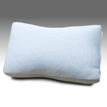 LooCa乳膠負離子三段獨立筒枕