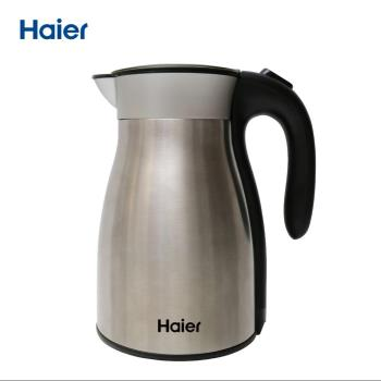 Haier海爾1.7L保溫不鏽鋼快煮壺 HEK-1700-1ZS