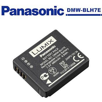 Panasonic DMW-BLH7E / BLH7 原廠鋰電池(裸裝)