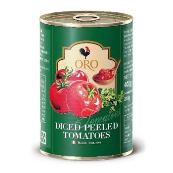 奧利塔 葵花油500ml x10罐+ORO切丁蕃茄400g x4罐