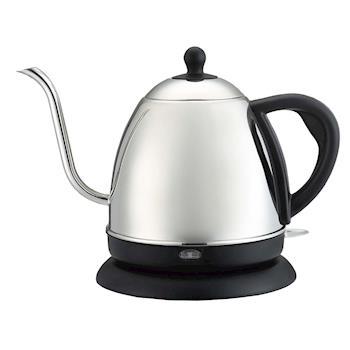 維康長嘴細口不鏽鋼咖啡壺電茶壺1公升WK-1000
