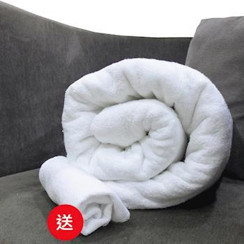 加厚加大保暖大床巾