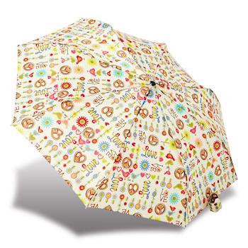 RAINSTORY雨傘-LOVE PARADISE抗UV個人自動傘