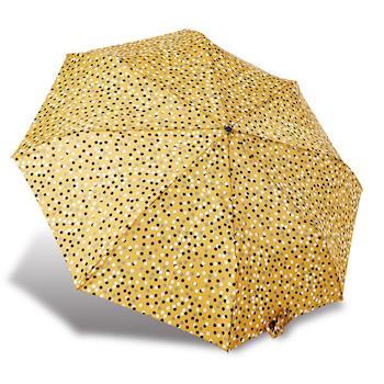 RAINSTORY雨傘-巧克點點抗UV雙人自動傘