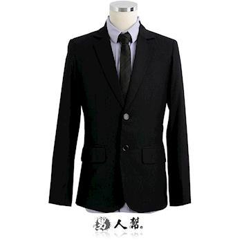 【男人幫】都市著用條紋窄版西裝外套(C5309)