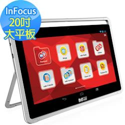 InFocus Big Tab HD 20吋平板電視電腦(IF195A)+贈老人機
