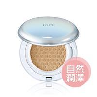 【IOPE艾諾碧】 水潤光透氣墊粉底-貝彩升級版(自然潤澤款)
