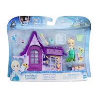 【 Disney 迪士尼】冰雪奇緣 - 迷你公主遊戲組 Little Kingdom Birthday Gift Shop - 艾莎