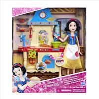 【 Disney 迪士尼】迪士尼公主 - 白雪公主歡樂廚房遊戲組