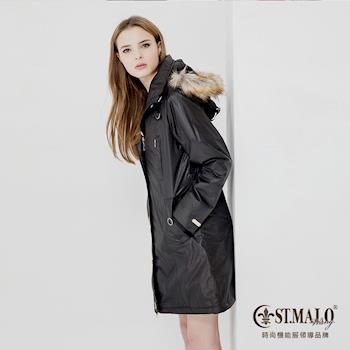 ST.MALO日本蓄熱太陽棉大衣絶版款