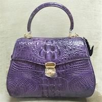 IKON 品牌限量珍藏鱷魚手提包-獨