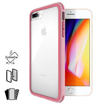 SOLiDE iPhone 8 Plus/7 Plus/6s Plus/6 Plus 5.5吋適用 維納斯升級版防摔保護殼3色-粉/黑/藍