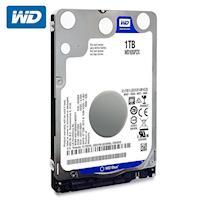 WD 威騰 WD10SPZX 藍標 1TB(7mm) 2.5吋硬碟/ 3Y