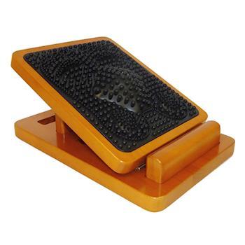 【銀寶生活】天然實木養生拉筋板(免組裝)