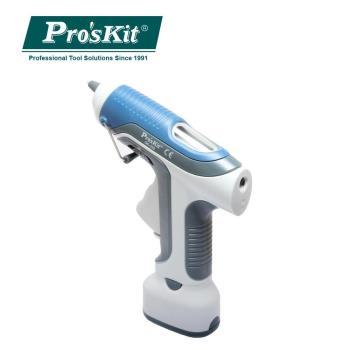 【Proskit 寶工】電池式 免插電 無線 熱熔膠槍 GK-368