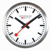 MONDAINE 瑞士國鐵經典掛鐘/40cm CLOCK1B