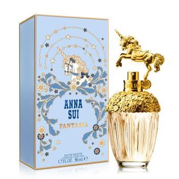 Anna Sui 安娜蘇 童話獨角獸女性淡香水(50ml)-送品牌小香