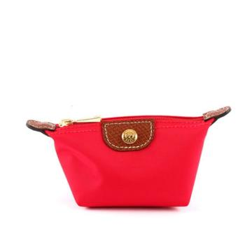LONGCHAMP 小零錢包(野莓色)3693089270