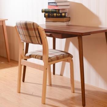 【日本直人木業】STYLE曲木椅+胡桃木色書桌組--需自行組裝