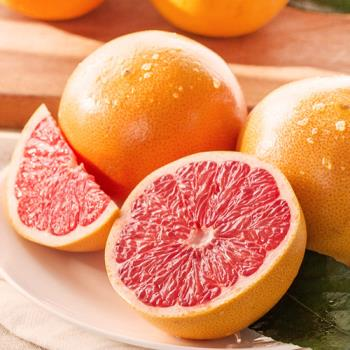 果之家 台灣酸甜葡萄柚10台斤1箱(約16-22顆)