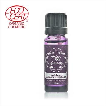 LaVieEnRose 有機3%東印度檀香精油 Sandalwood Agmark in Jojoba 10ml