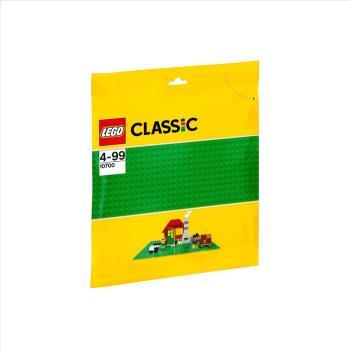 【 樂高積木 LEGO 】《 LT10700 》2015 年 Classic 經典基本顆粒系列 - 綠色底板