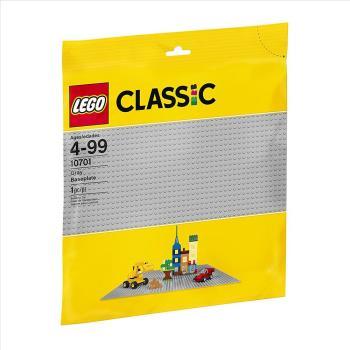 【 樂高積木 LEGO 】《 LT10701 》2015 年 Classic 經典基本顆粒系列 - 灰色底板