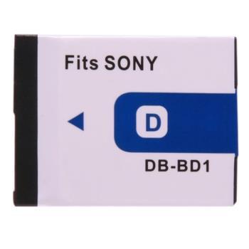 Kamera 鋰電池 for Sony NP-BD1(DB-NP-BD1)