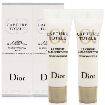 Dior迪奧 逆時完美再造乳霜(一般型)3ml x2入