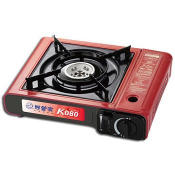 妙管家 攜帶型卡式瓦斯爐 休閒爐HKR-080 K-080